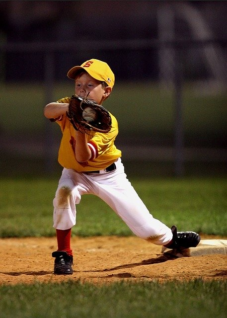 Baseball Is Something Anyone Can Have Fun With!